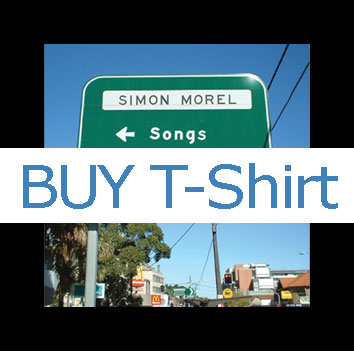 Buy Simon Morel T-Shirt