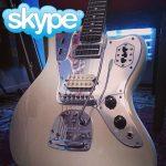 Simon Morel Skype Guitar Lessons