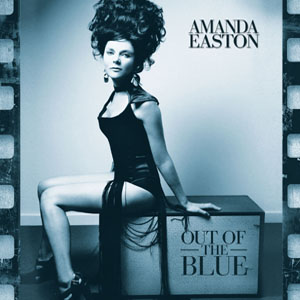 Amanda Easton Out of the Blue Cover