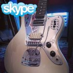 Simon Morel Skype Guitar Lessons