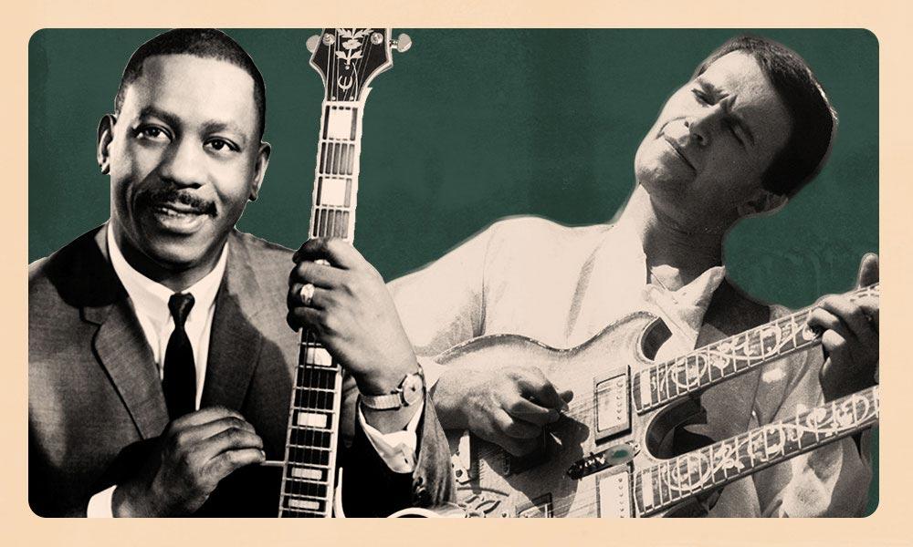 50 Best Jazz Guitarists